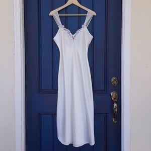 🥀Vintage Slip Night Gown